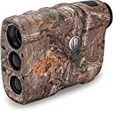 Bushnell 202208 Michael Waddell Bone Collector Edition 4x 21mm Laser Rangefinder, Realtree Xtra Camo