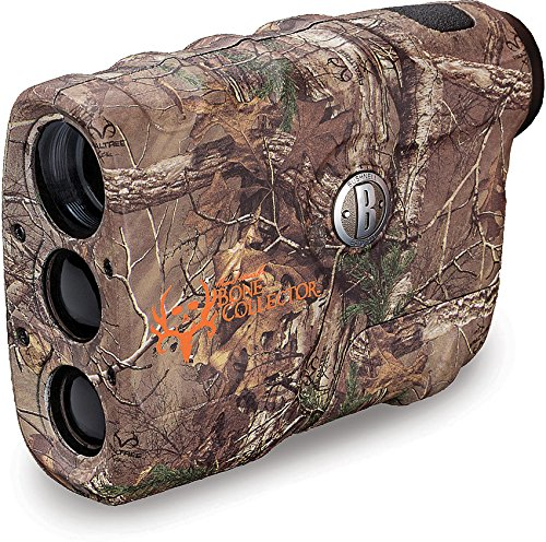 Bushnell 202208 Bone Collector Edition 4x Laser Rangefinder, Realtree Xtra Camo, 20mm by Bushnell