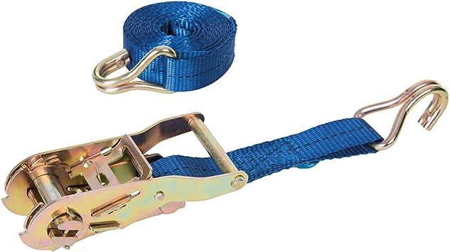 "Ratchet Tie Down Straps 2/"" x 30 Green UV Protected Weatherproof J-Hook Buckled"