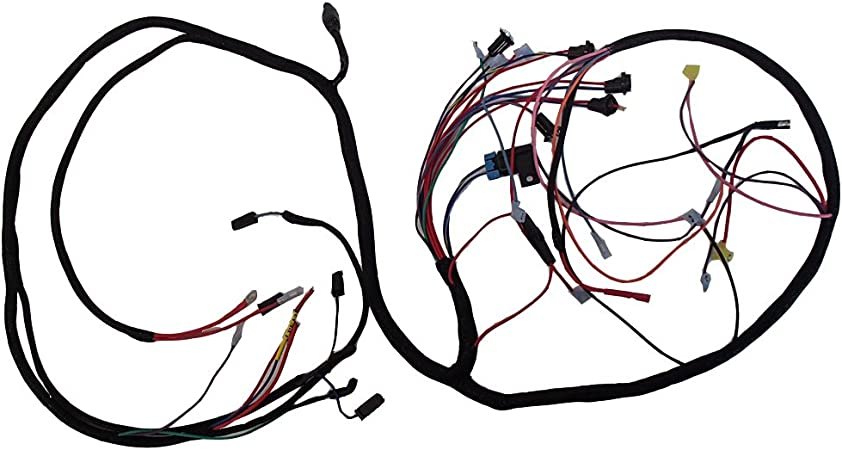 Ford 3600 Wiring Harness   schematic and wiring diagram