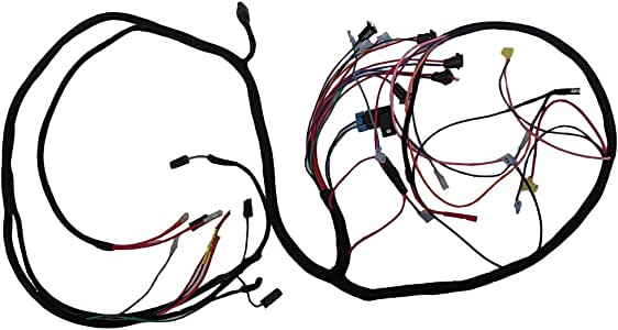 Amazon Com  D6nn14a103j Tractor Wire Wiring Harness Diesel