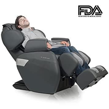 Ordinaire RELAXONCHAIR [MK II PLUS] Full Body Zero Gravity Shiatsu Massage Chair With  Built