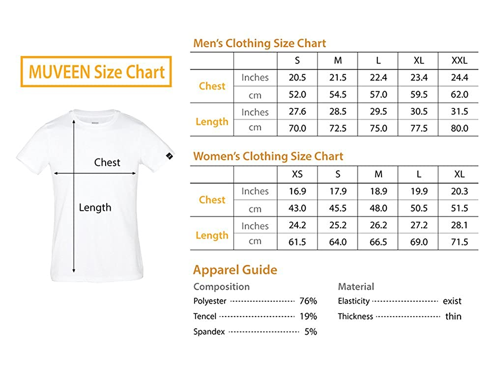 MUVEEN Mujer Performance Nature Tencel Polo T-Shirt Active Free Movement Stylish Soft /& Lightweight