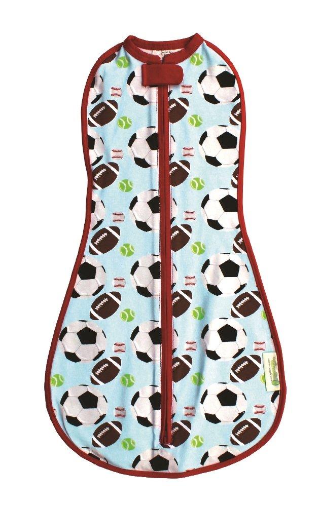 Woombie Original Swaddle Football, Newborn (0-3 Months) 30271