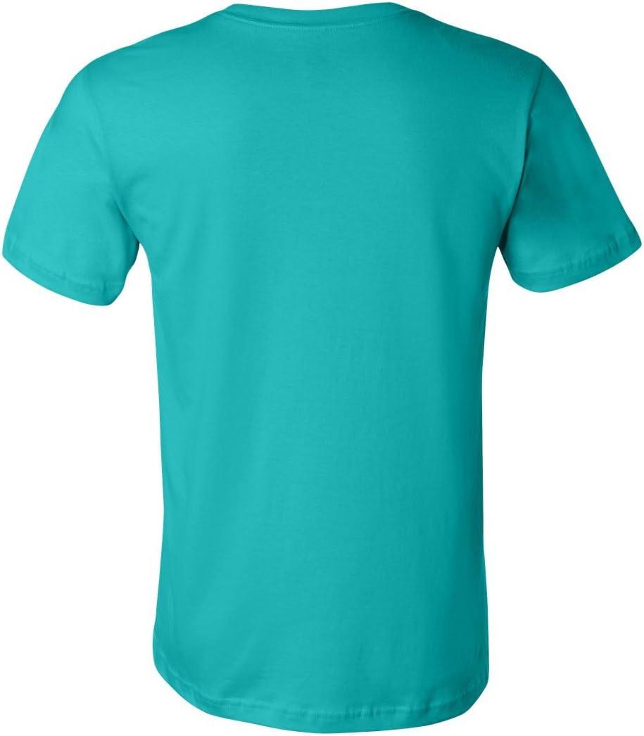 Canvas 3001C Mens Jersey Short Sleeve T-Shirt Bella