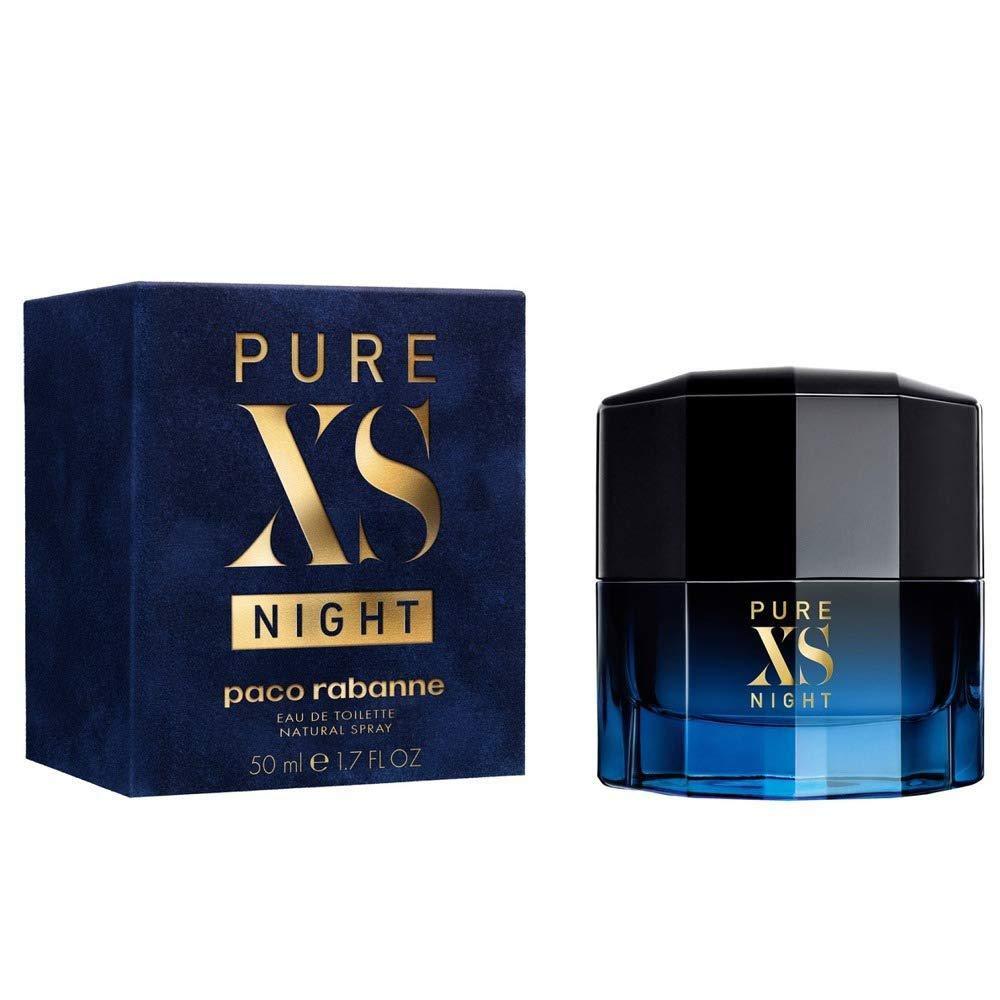 Paco Rabanne 58010 Xs Pure Night Eau de Parfum, 50 ml