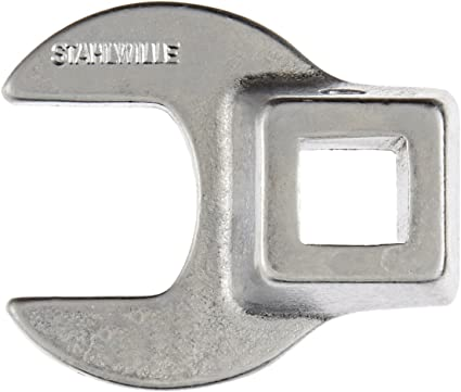 """Stahlwille 01200009 540 Crow-Foot Spanner 1//4/""""; 9 mm"""