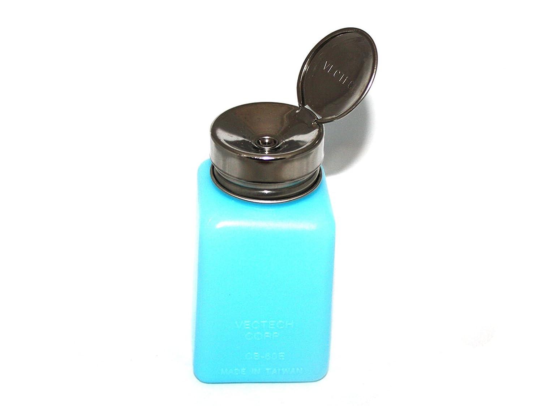 6ozコンテナプラスチック液体ディスペンサーのクリーニング小さなパーツ B016PWG2KS