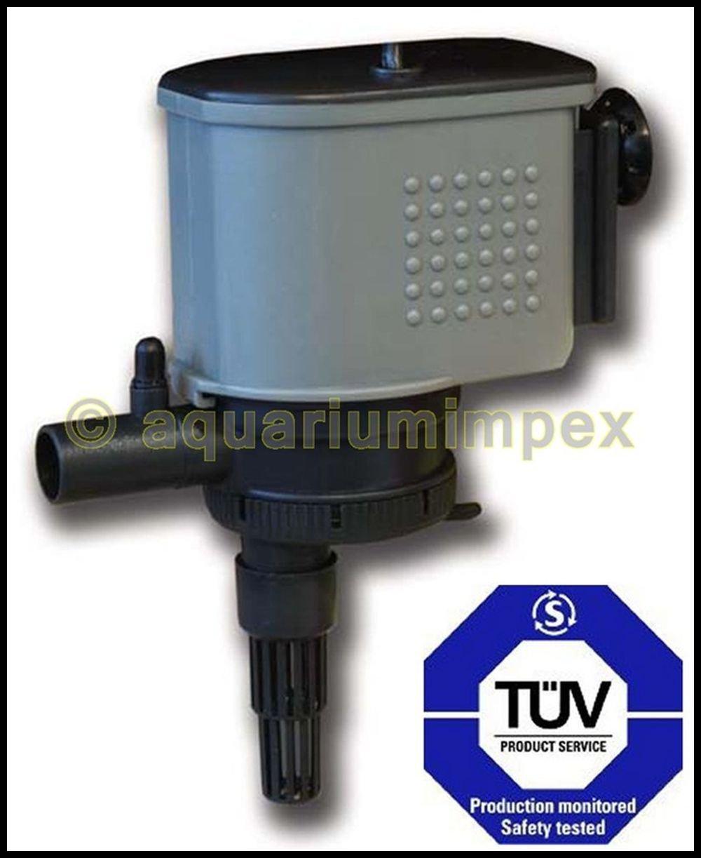 Atman IP-203 Aquarium Powerhead Pumpe Strömungspumpe Wasser Förder Filter Pumpe Waver