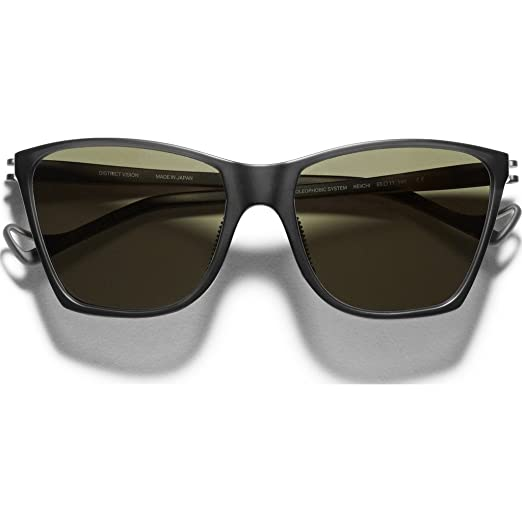 7e977e2a52 Image Unavailable. Image not available for. Color  District Vision Keiichi  District Sky G15 Sunglasses ...