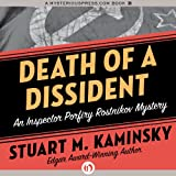 Front cover for the book Death of a Dissident by Stuart M. Kaminsky