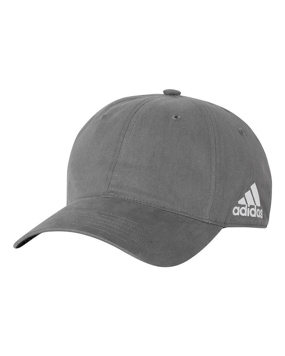 862818d76b1 Amazon.com  adidas Mens Unstructured Cresting Cap (A12) -Black -Adjustable   Sports   Outdoors