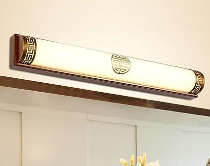 SDKIR Moderne Einrichtung Im Chinesischen Stil Spiegelleuchten LED Wand  Leuchte Make Up