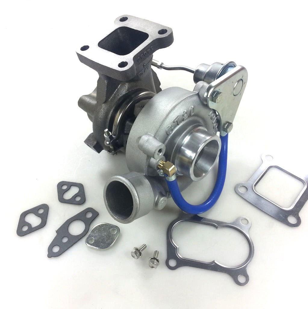 CT20 Turbo para Toyota Hilux Hiace 4Runner 2lt 2.4L 90d 17201 - 54060 Turbocompresor: Amazon.es: Coche y moto