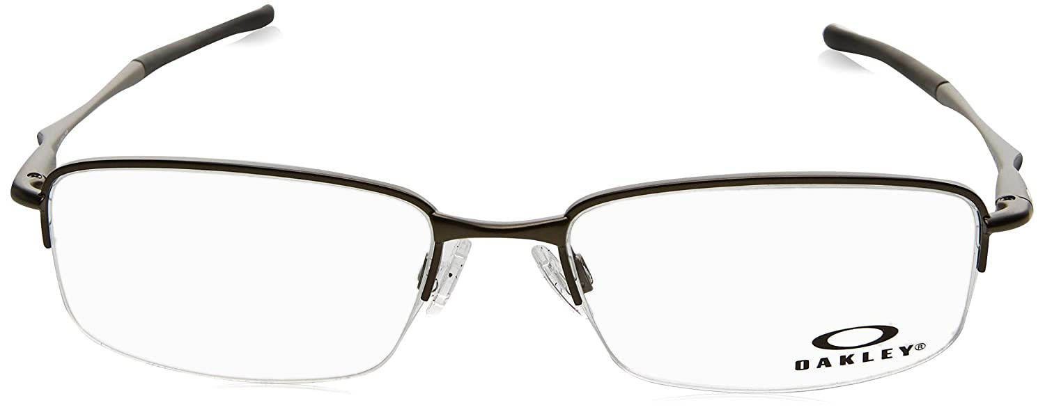 1005b1339ba Amazon.com  Oakley Rhinochaser Men s Active RX Prescription Frame - Satin  Black Size 52-18-143  Shoes