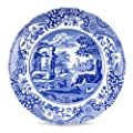 Spode Blue Italian Salad Plate, Set of 4