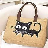 猫柄 トートバッグ