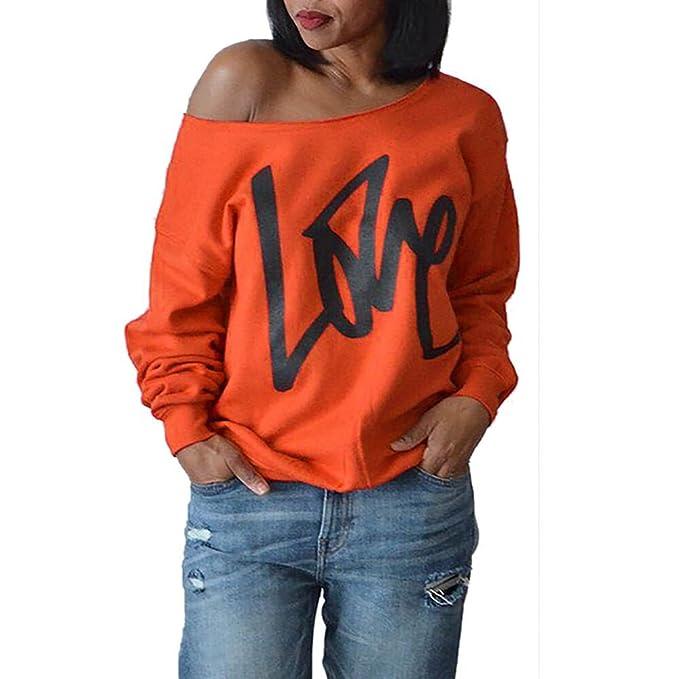 EUzeo_Women Clothing - Abrigo - Moda - para mujer Naranja naranja L: Amazon.es: Ropa y accesorios