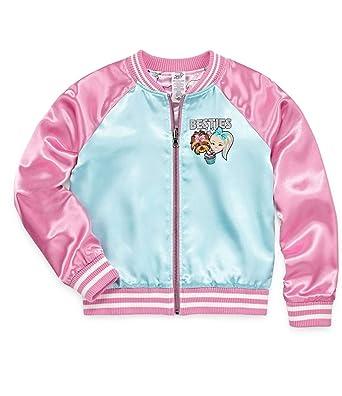 Girls JoJo Siwa Lighweight Bomber Jacket
