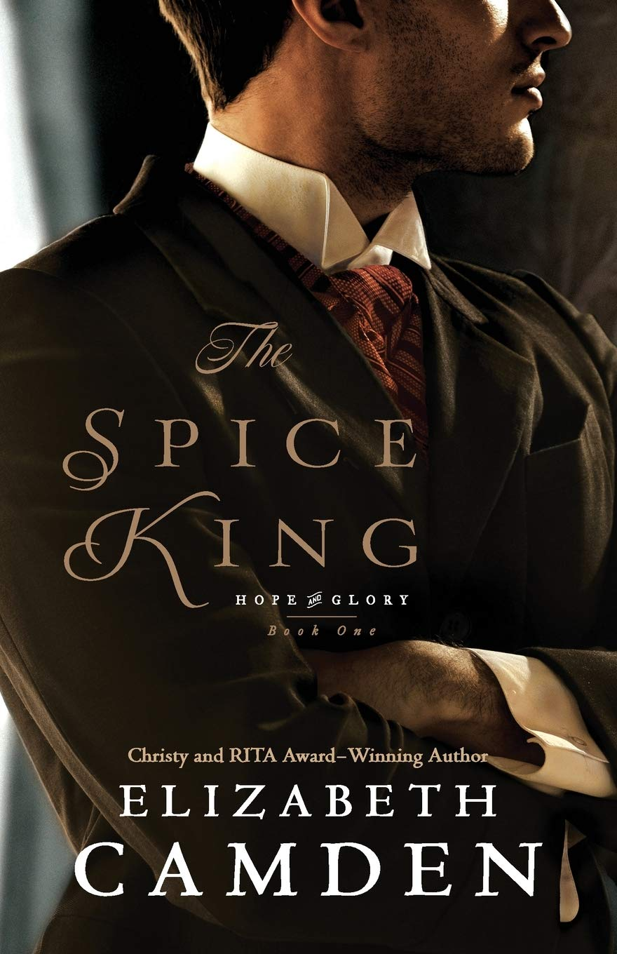 The Spice King {A Book Review}