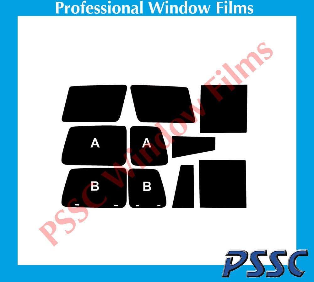 PSSC Pre Cut Rear Car Window Films for Nissan Patrol 1997 to 2015 05/% Very Dark Limo Tint