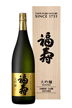 Amazon.co.jp: 神戸酒心館 福寿...