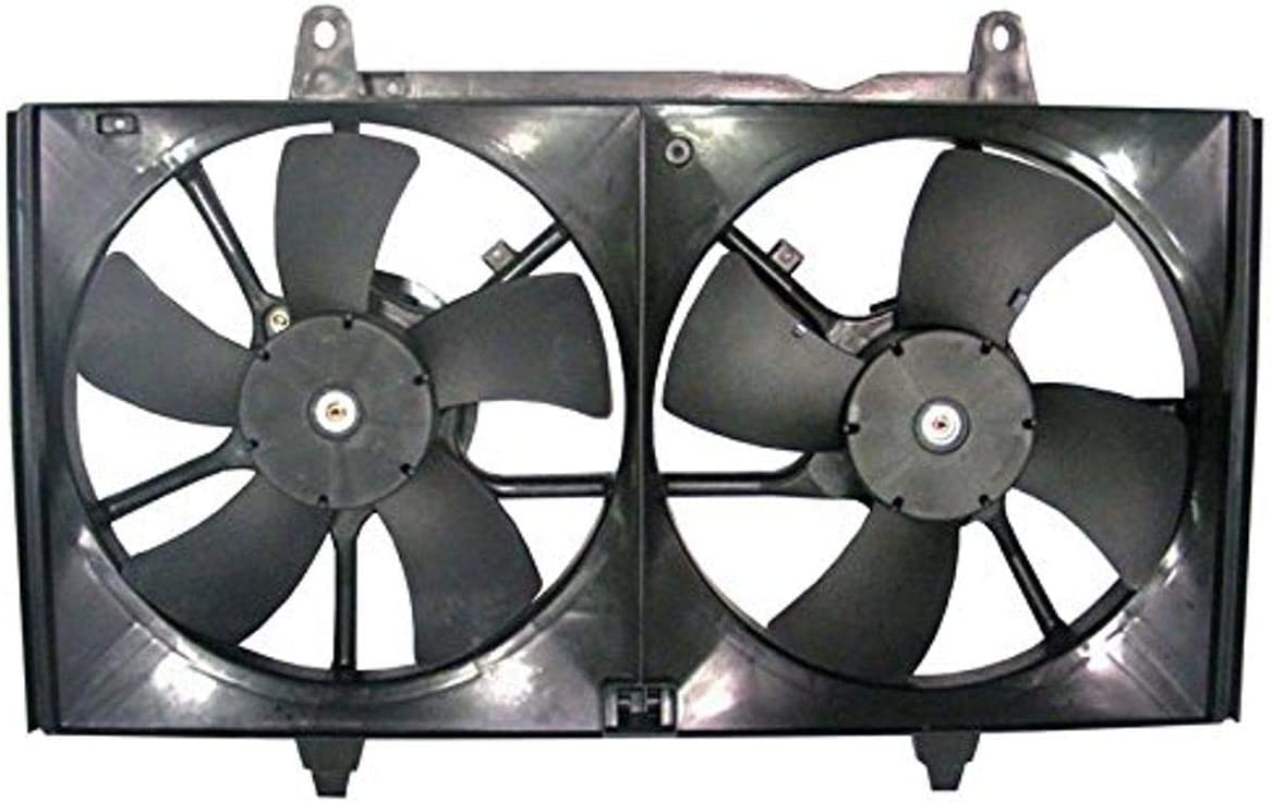 Premier Gear PG-RDF620419 Professional Grade New Radiator Fan Assembly