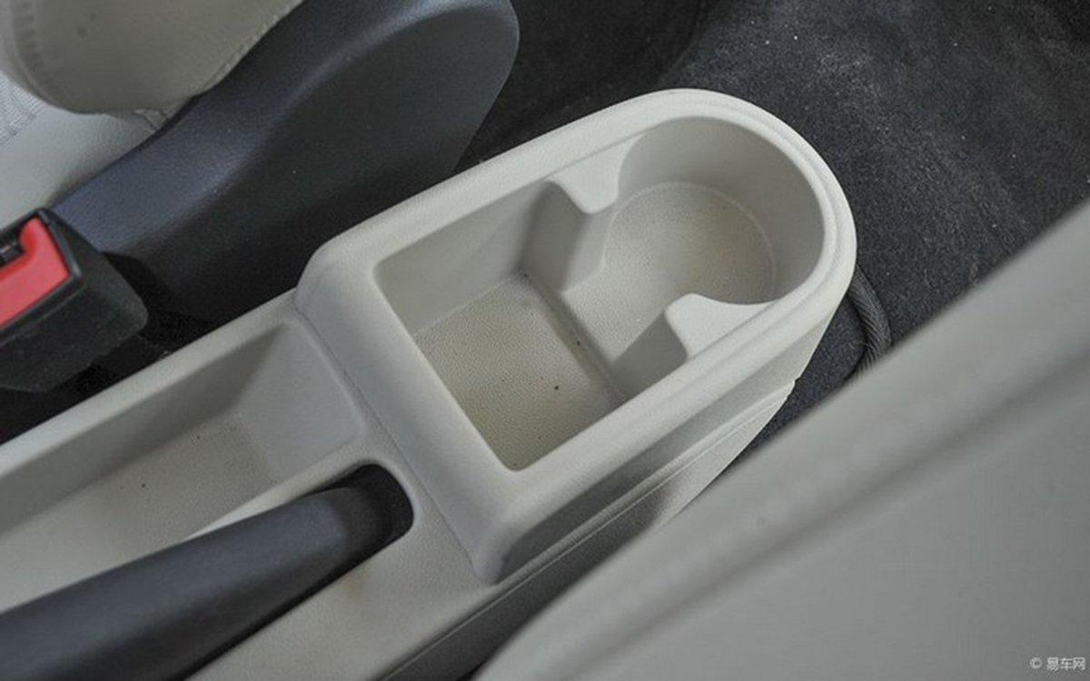 Accoudoir centrale de voiture en cuir avec espace de rangement