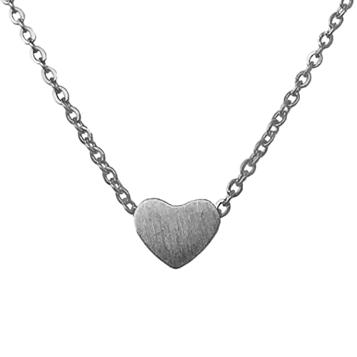 ffe764af5052 Altitude Boutique Heart Necklace for Women Choker Necklace to Long Necklace  Friendship Necklace Dainty Necklace Womens Necklace Chain Necklace Best  Friend ...