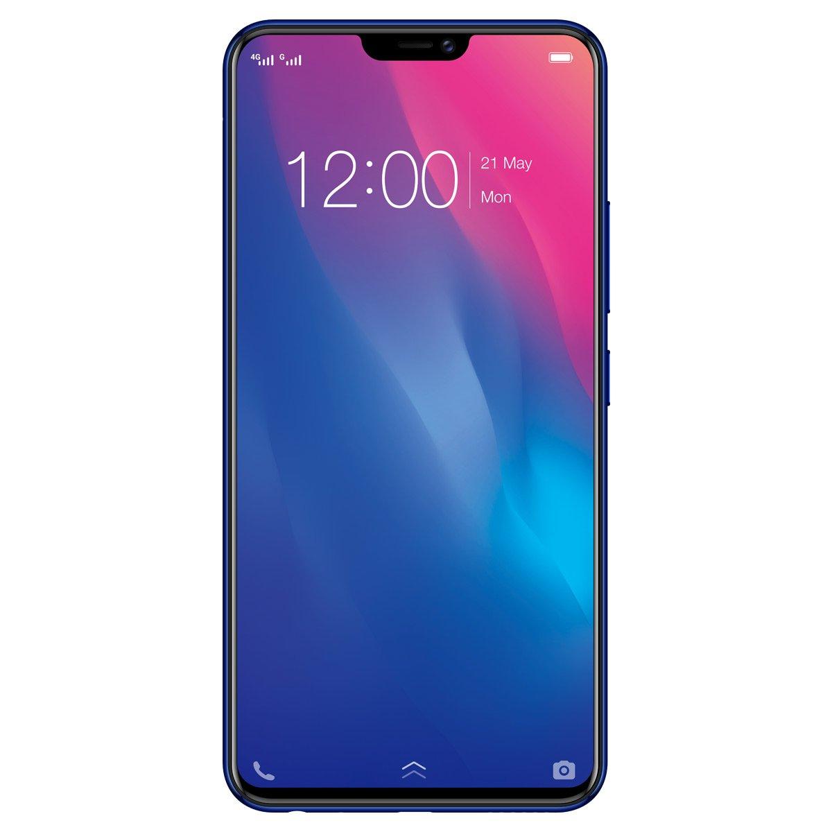 Vivo V9 (19:9 FullView Display, Sapphire Blue)