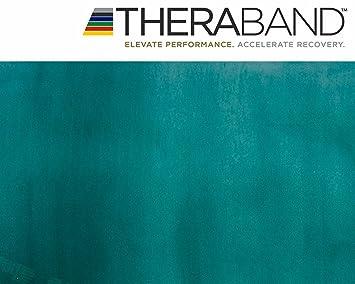 Silber Theraband Thera-Band 3.0m Gymnastikband /Übungsband NEU/&OVP