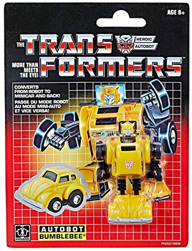 "Transformers G1 Reissue Bumblebee Exclusives 3"" Action Figur"