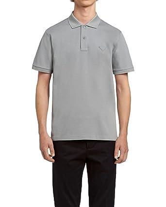 545df080f23c7 Prada - Polo piqué pour Homme Slim Fit  Amazon.fr  Vêtements et ...