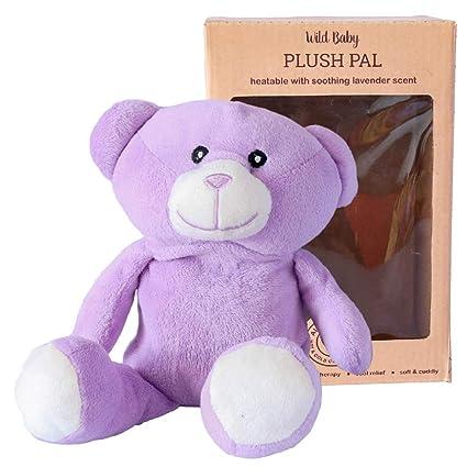 Amazon.com: Wild bebé microondas oso de felpa de PAL – Cosy ...