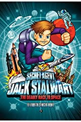 Secret Agent Jack Stalwart: Book 9: The Deadly Race to Space: Russia (The Secret Agent Jack Stalwart Series) Paperback