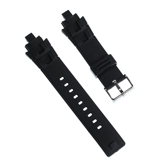 3406ce136bef Calypso Calypso K5595 Watch Bracelet Sport Arm Band - Rubber Black  Calypso   Amazon.co.uk  Watches