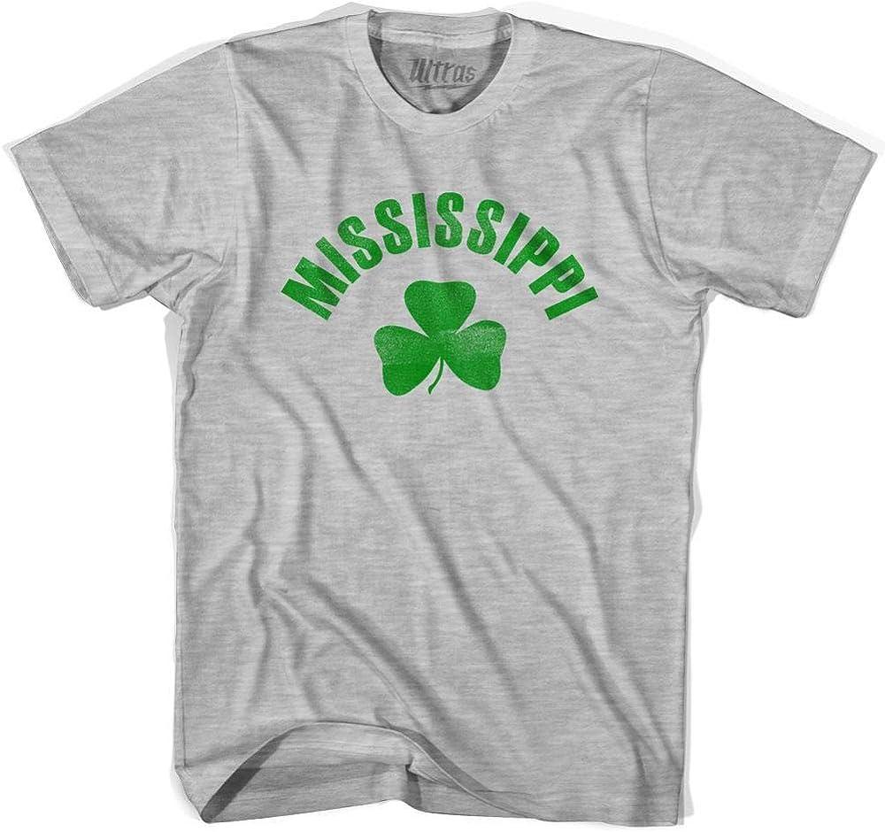 Ultras Mississippi State Shamrock Cotton T-Shirt
