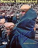 Dave Dravecky Autographed Photo - Notre Dame 8x10#AC22930 - PSA/DNA Certified - Autographed MLB Photos