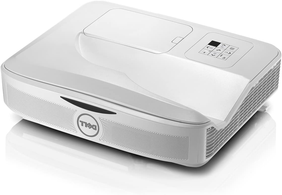 DELL S560P Video - Proyector (3400 lúmenes ANSI, DLP, 1080p ...