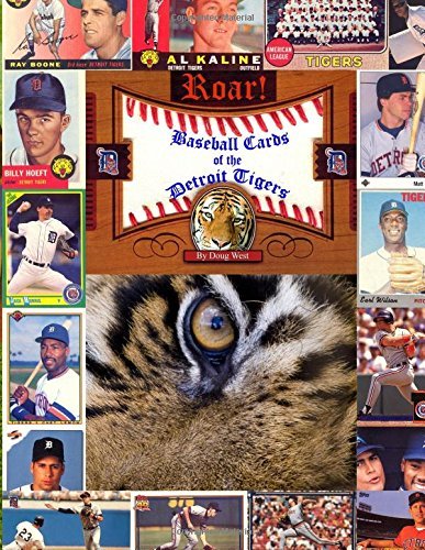 Baseball Cards of the Detroit Tigers