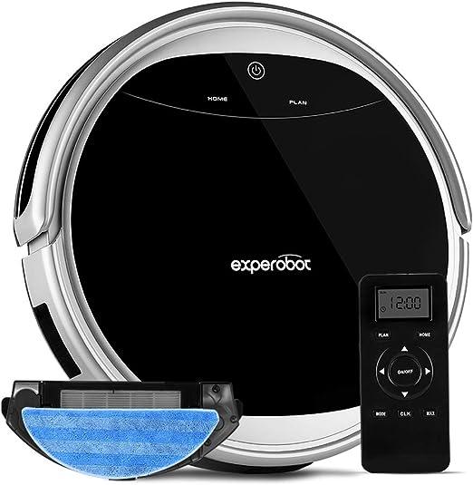 Experobot EX501 - Robot aspirador silencioso para todo tipo de ...