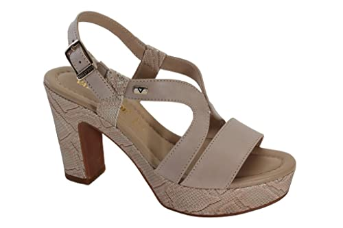 36 Nero Eu Sandalo Donna 46581 Valleverde Col nxwXCIIq