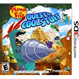 Phineas and Ferb: Quest for Cool Stuff - Nintendo 3DS