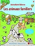 Les animaux familiers - Autocollants Usborne
