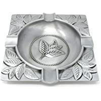 Buck Magnussen Cigar Ashtray | Outdoor & Patio Metal Ashtray