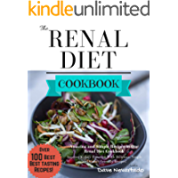 Renal Diet Cookbook: The Essential Recipe Book For Healthy Kidneys -Improve Kidney Function With Delicious, Simple and Kidney-friendly Recipes (English Edition)