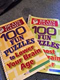 img - for Brain Games: 100 Fun Puzzles to Lower Your Brain Age book / textbook / text book