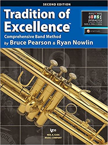 W62TP - Tradition of Excellence Book 2 - Bb Trumpet/Cornet