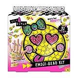 Only 4 Girls Emoji Bead Kit, Multi