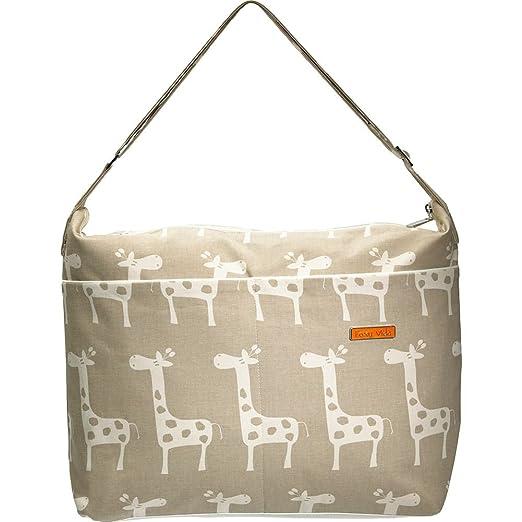 VIDA Statement Bag - Giraffe by VIDA 6Stoy